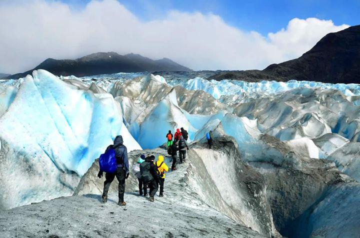 Patagônia Argentina - Trekking Perito Moreno