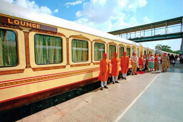 Trem Palace on Wheels - Índia