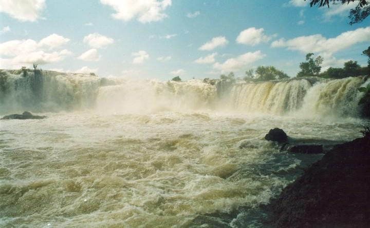 Cachoeira da Velha - 1 - Jalapão - foto - Fred Borges