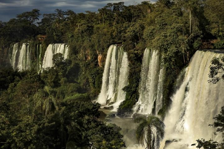 Awasi Iguazu - Iguazu Falls upper circuit