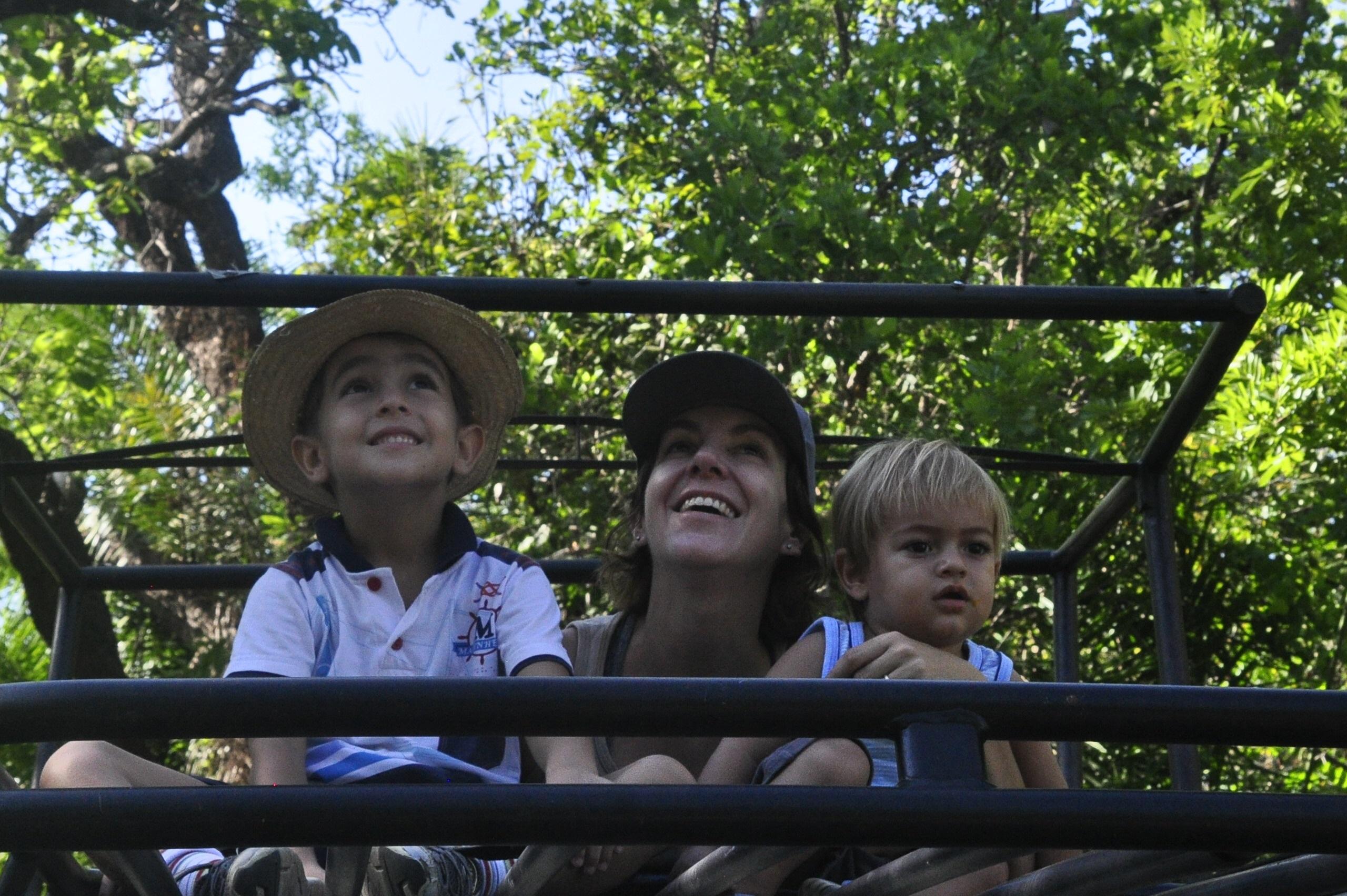 Family Trips - arquivo Hotel Barra Mansa